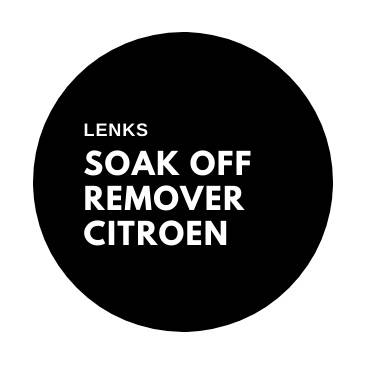 Lenks soak off remover citroen