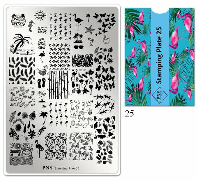 PNS stamping plate 25