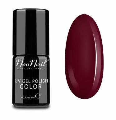 Neonail gelpolish Wine Red (no collection)