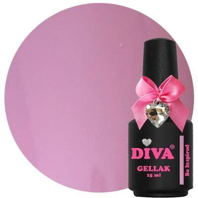 DIVA gellak Be Inspired (the teint that matters collection)