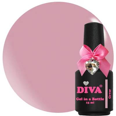 DIVA gel in a bottle cover