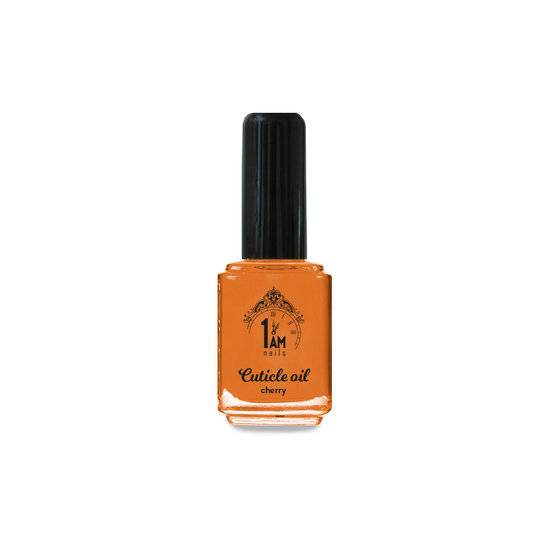 1AM nagelriemolie cherry 15ml