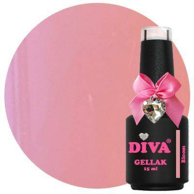 DIVA gellak Bloom (rosy clouds collection)
