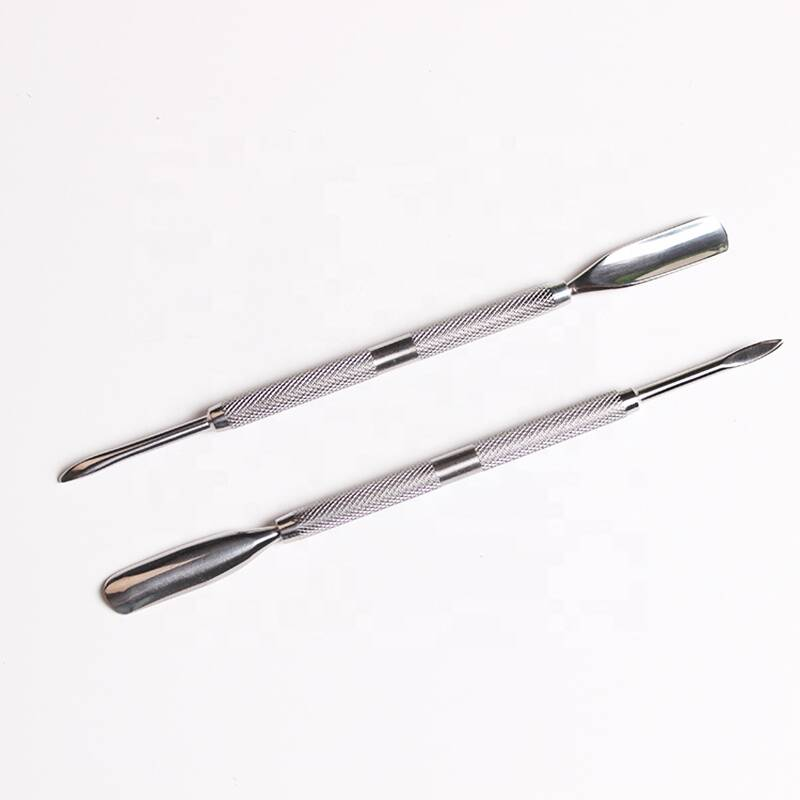 Cuticle pusher/metalen bokkenpoot