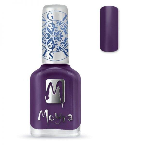 Moyra (stempel) nagellak sp04 purple
