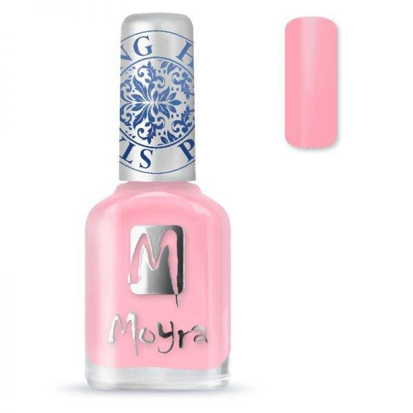 Moyra (stempel) nagellak sp19 light pink