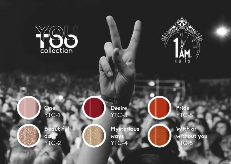 1AM MUSIC YOU TOO COLLECTION + 2 GRATIS SURPRISES4