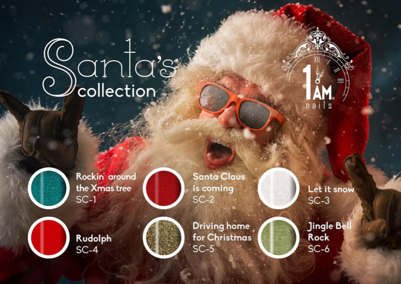1AM MUSIC SANTA'S COLLECTION + 2 GRATIS SURPRISES