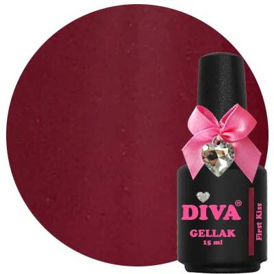 DIVA gellak First Kiss (love at first sight collection)
