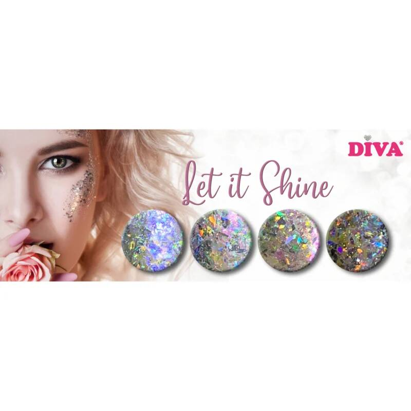 DIVA diamondline Let it shine collection