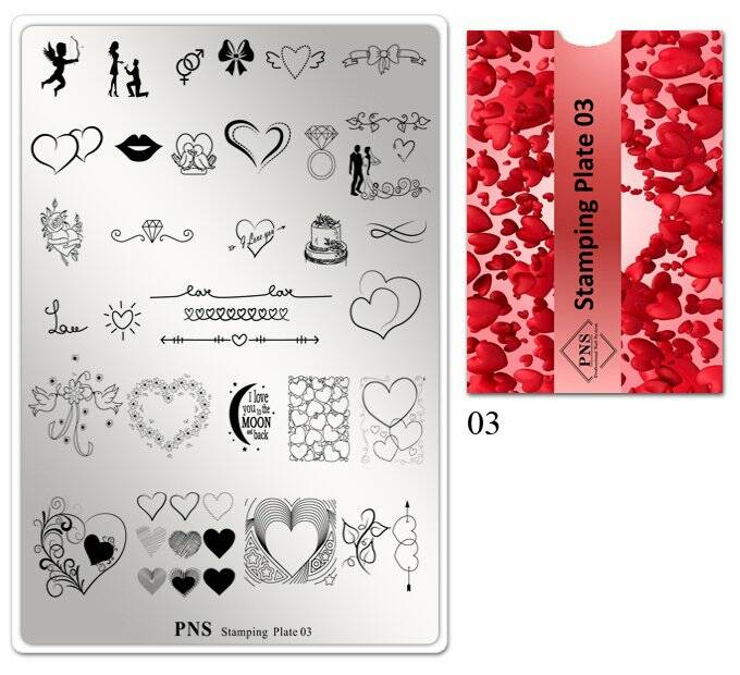 PNS stamping plate 03
