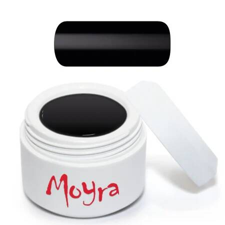 Moyra artistic painting gel 02 black