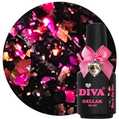 DIVA gellak She Is The One (S.H.E. collection)