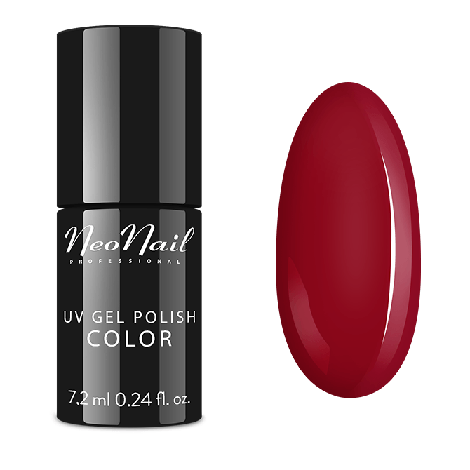 Neonail gelpolish Raspberry Red (lady in red collection)