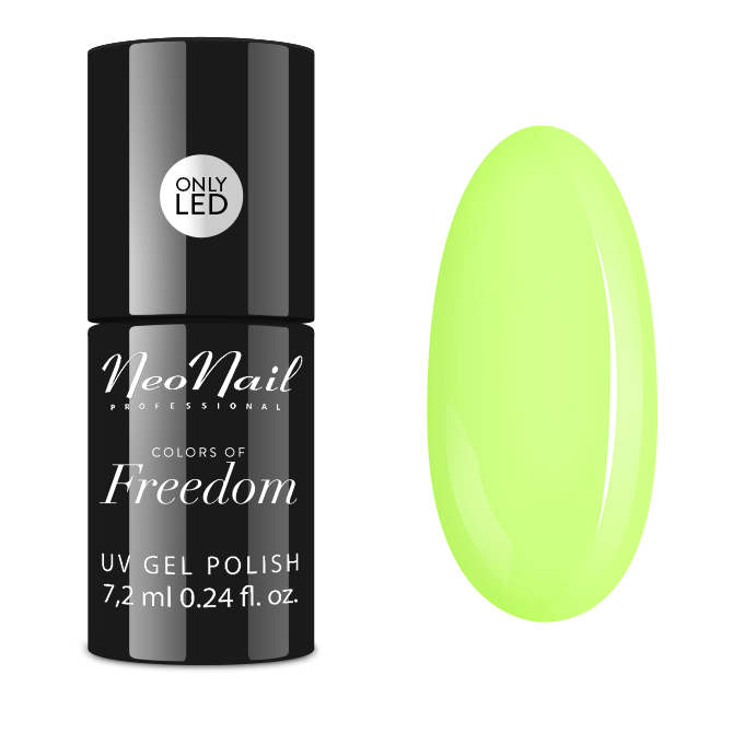 Neonail gelpolish Fight For It (colors of freedom collection)