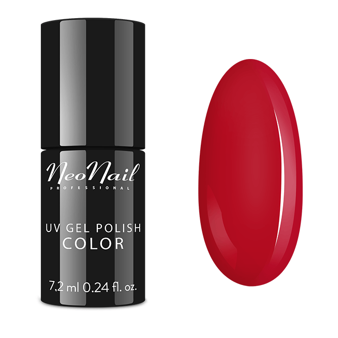 Neonail gelpolish Sexy Red (lady in red collection)