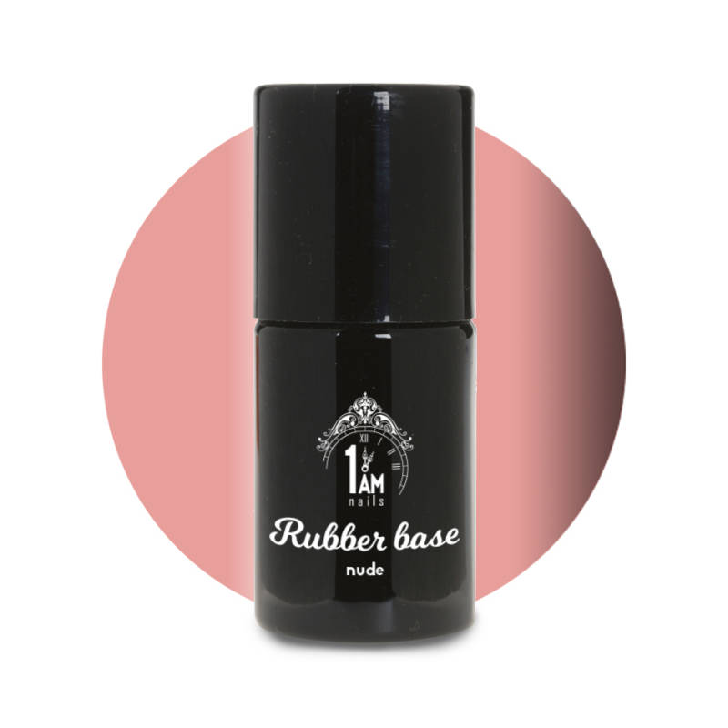 1AM Rubber Base Nude 15ml