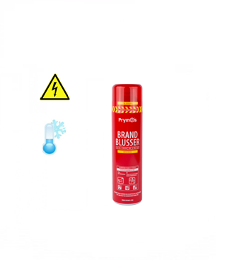 Brandblusser leasauto 625ml excl. beugel -15˚ (4jr)