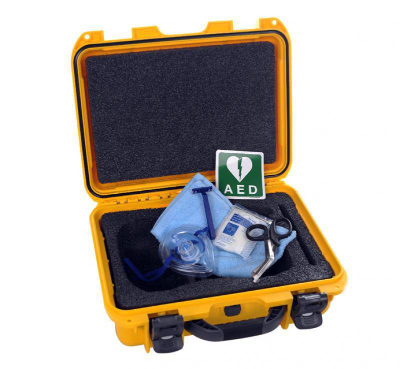 Koffer LifeLine View AED