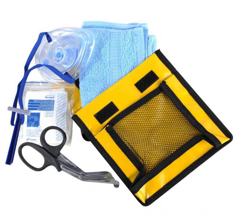 AED SafeSet waterafstotend