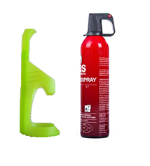 Sprayblusser 750ml incl. houder / tot -10˚