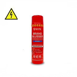 Sprayblusser meterkast 750ml excl. beugel (4jr)