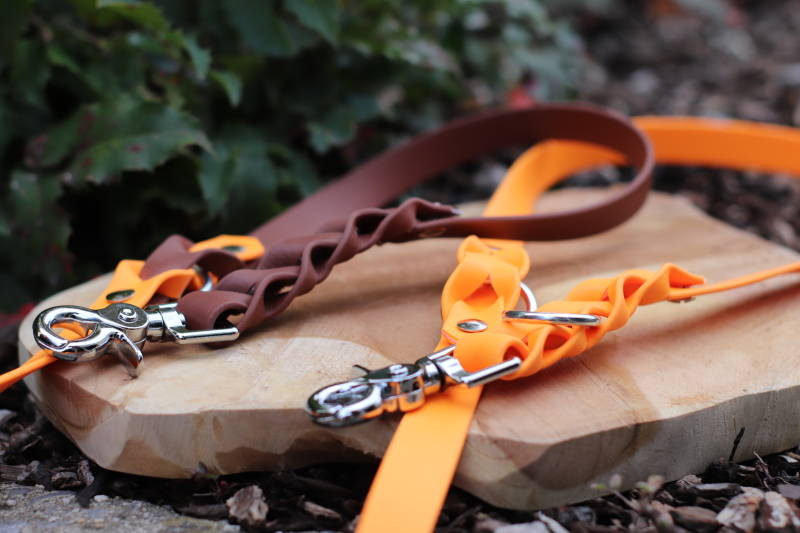 Custom standard leash 3x adjustable