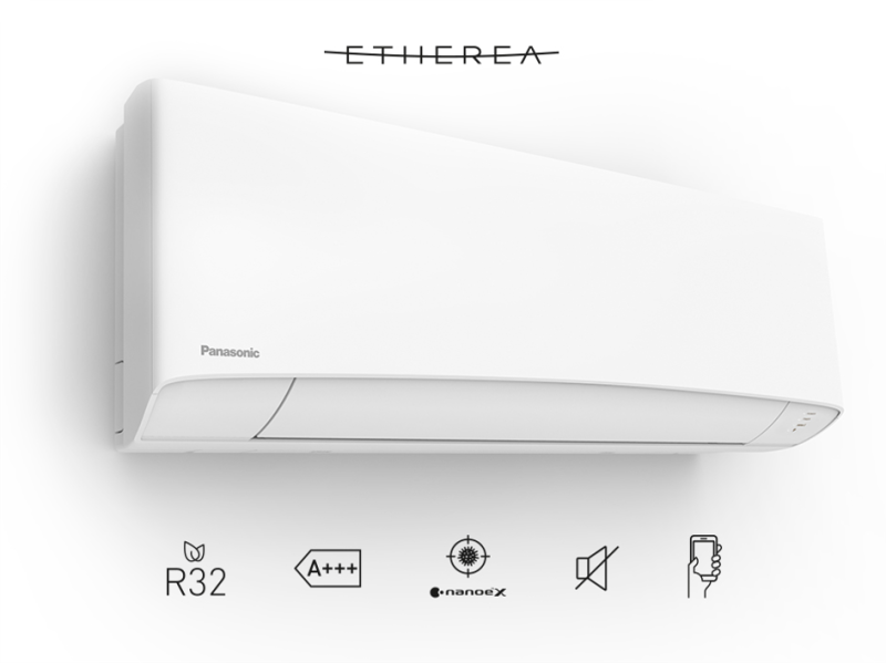 Panasonic Etherea single split 3,5 kW