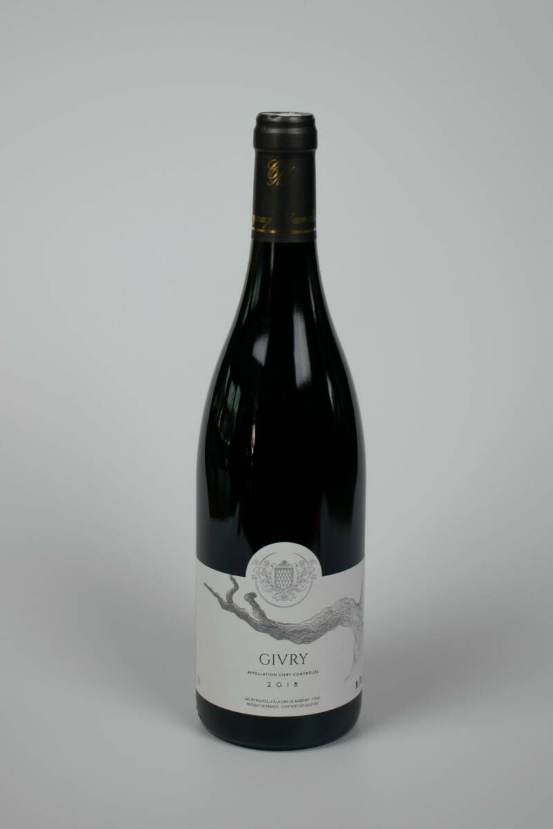 Givry rouge 2018