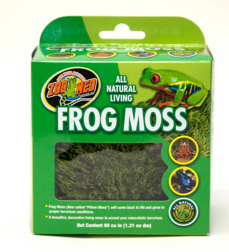 Zoo Med, All Natural Frog mos CF3-FME