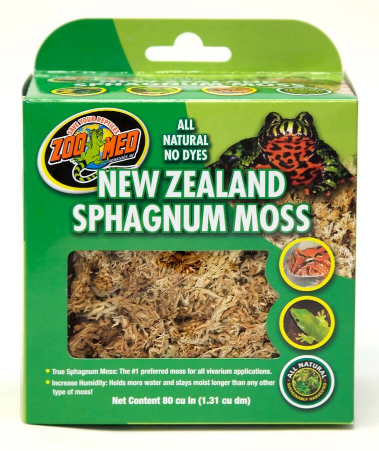 Zoo Med, New Zealand Sphagnum mos