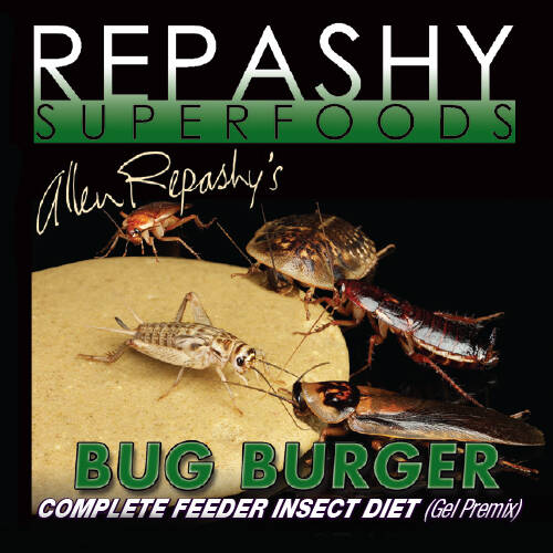 Repashy Bug Burger Complete Feeder Insect Diet (Gel Premix)