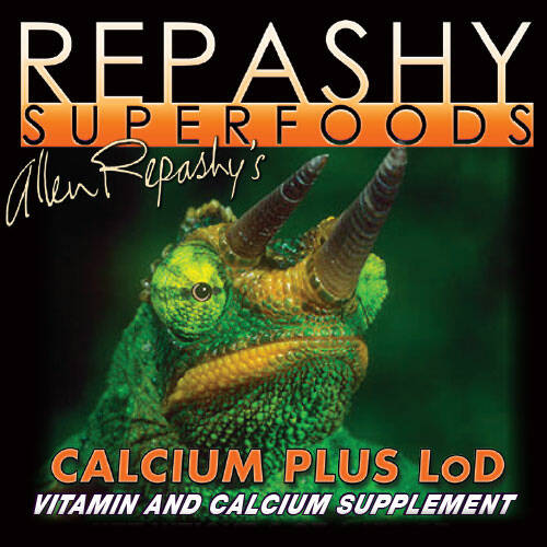 Repashy Calcium Plus LoD Vitamin and Calcium Supplement