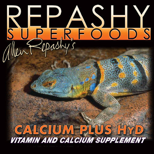Repashy Calcium Plus HyD Vitamin and Calcium Supplement