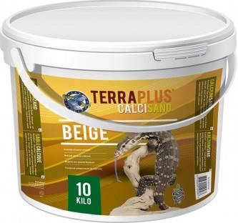 EuroZoo TerraPlus CalciSand, Orange, 10 kg S10127