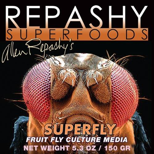 Repashy SuperFly Fruit Fly Culture Media