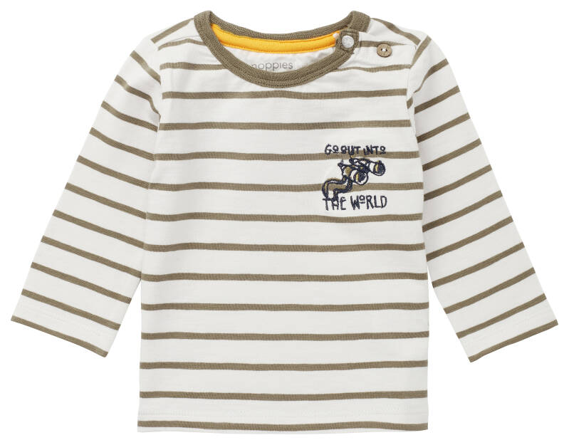 Noppies T-Shirt Truro Gothic Olive