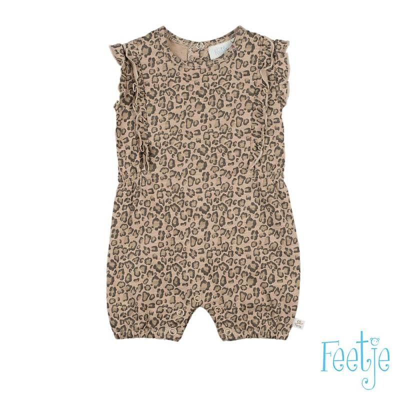 F  Playsuit - Panther Perfect