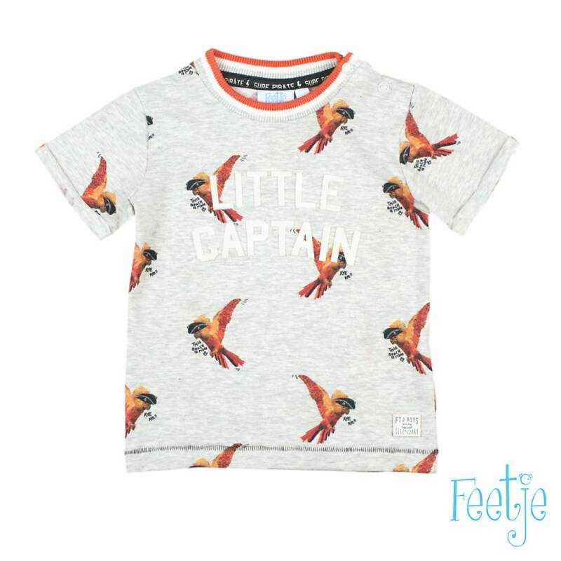 F  T-shirt Little Captain - Treasure Hunter