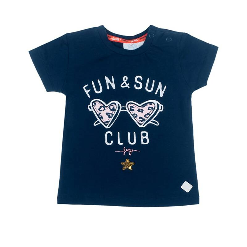 F  T-shirt Fun & Sun - Funbird