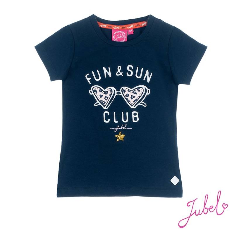 T-shirt Fun & Sun Club - Funbird