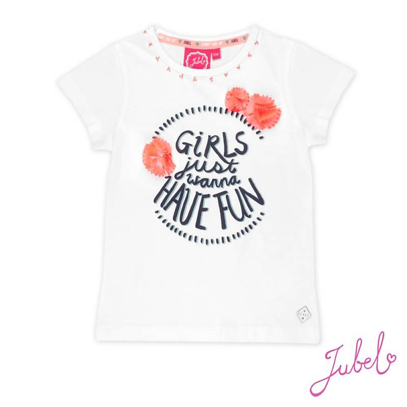 T-shirt Girls Just Wanna - Botanic Blush     917.00267