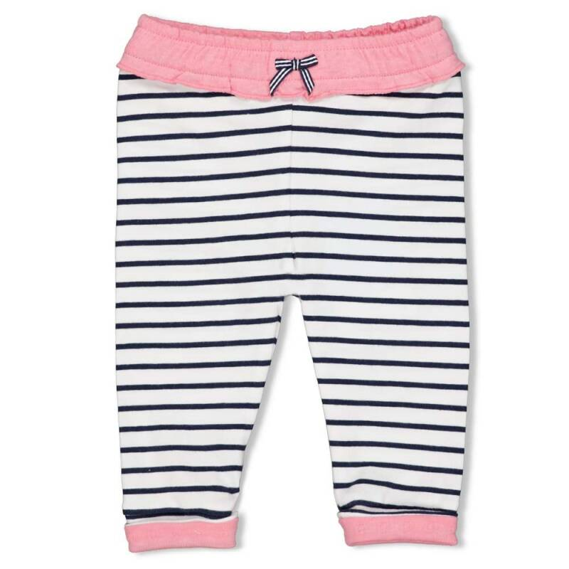 Broek streep- Seaside Kisses