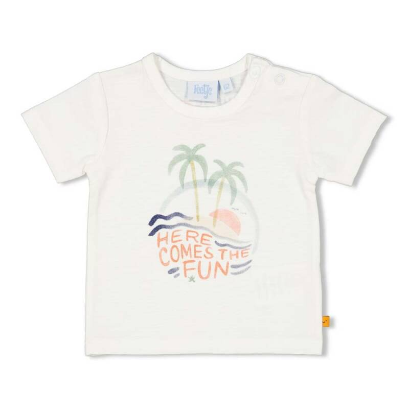 T-Shirt - Here Comes The Fun