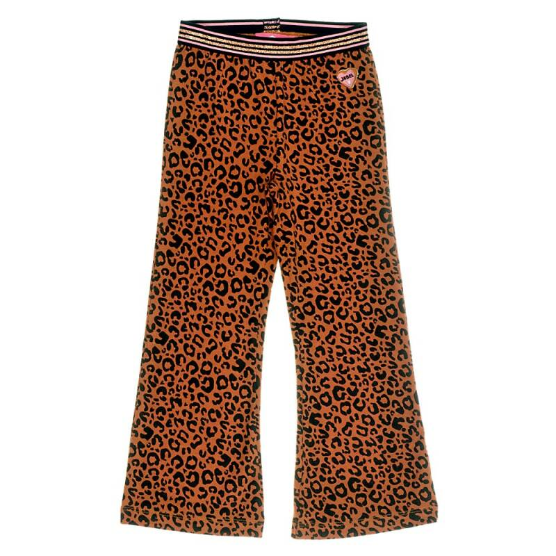 Flared broek - Animal Attitude