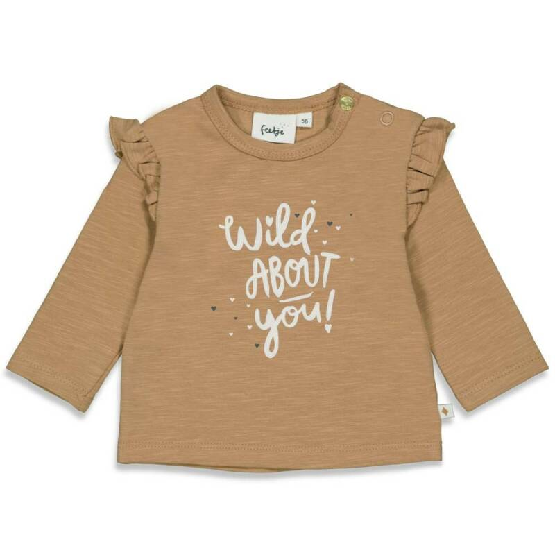 Longsleeve About You - Wild At Heart