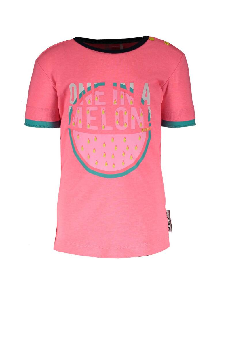 T-shirt one in a melon