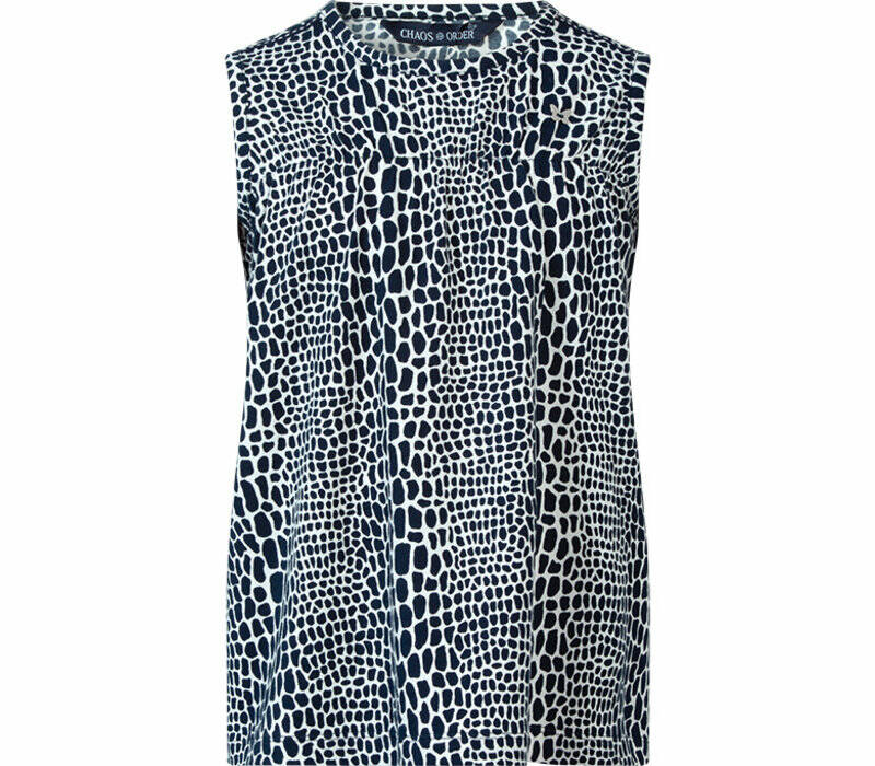 Chaos and Order Top Rinske Print