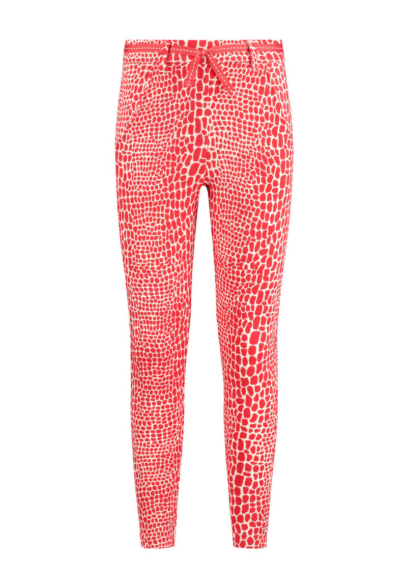 Chaos and Order Broek Suze Red