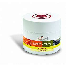 Body butter Greek flora